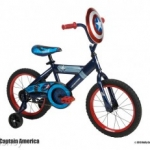 Marvel and Huffy Collaborate on New Line of Bicycles, Tricycles, and Scooters