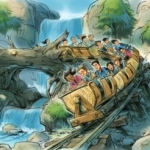 The Seven Dwarfs Mine Train and the Festival of Fantasy Parade Are Two Highlights for Walt Disney World Guests in 2014