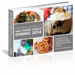 Disney Food Blog Announces Launch of 'DFB Guide to Walt Disney World Dining 2014′ E-book