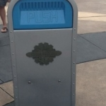 PUSH the Talking Trash Can Has Been Removed from the Magic Kingdom
