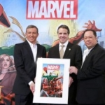 The Walt Disney Company Announces Marvel's Live-Action Television Series to Film in New York State