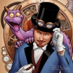 New Disney Kingdoms Comic Arriving in June Starring Figment and Dreamfinder