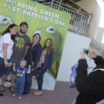 Celebrate St. Patrick's Day at the Mighty Family Fun Zone in Downtown Disney