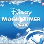 Disney, Marvel, and Oral-B Collaborate on New Disney Magic Timer App by Oral-B