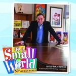 Disney Parks Presenting an 'it's a small world' Google+ Hangout with Disney Legend Richard Sherman