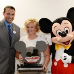 Walt Disney World Cast Member Named 2014 Disney VoluntEAR of the Year