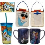 Olaf-Themed Merchandise Debuts This Summer at Disney Parks