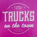 'Trucks on the Town' Food Truck Event Happening in Downtown Disney on June 21