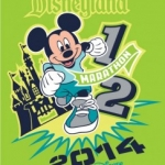 Disney Offers a Sneak Peek of Disneyland Half Marathon Weekend Merchandise