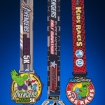 Disney Releases Images of the Inaugural Avengers Super Heroes Half Marathon Medals