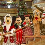 Celebrate the Winter Holidays on the High Seas with Disney Cruise Line
