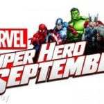 Disney Consumer Products and Marvel Announce 'Marvel Super Hero September'