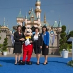 New Disney Ambassadors Welcomed for Disneyland Resort and the Walt Disney World Resort