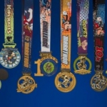 Medal Designs Released for 2015 Walt Disney World Marathon Weekend