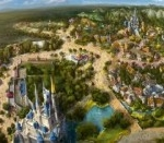 Tokyo Disney Resort to Undergo a 10-Year Expansion Beginning in 2015