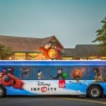 Disney Parks Buses to Feature Disney Infinity-Inspired Wraps