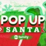 ABC Family Announces 'Pop Up Santa' Events in Select Cities through December 9