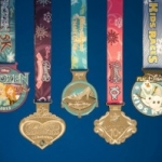 runDisney Reveals 'Frozen'-Inspired Medals for Princess Half Marathon Races