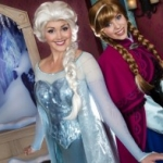 All-New 'Frozen Fun' Opens at Disneyland Park in January 2015
