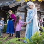 'Frozen' Characters Join Disney Cruise Line Guests for Port Adventure in Norway