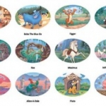 Shanghai Disney Resort Shares Details about Garden of the Twelve Friends