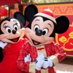 Lunar New Year Celebration at Disney California Adventure Park