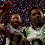 New England Patriots Julian Edelman and Malcom Butler are Going to Disneyland