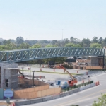 New Pedestrian Bridge to Open Soon at Downtown Disney