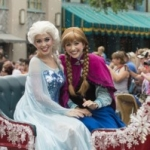Anna and Elsa to Leave Princess Fairytale Hall in Magic Kingdom and Move to Epcot this Sumer