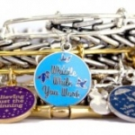 New Alex and Ani Bracelets Debuting at Disney Parks this Spring