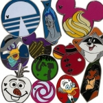 New Hidden Mickey Pins Coming to Disney Parks this Month