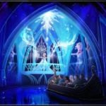 Disney Releases Sneak Peek of New 'Frozen' Attraction in Epcot's Norway Pavilion