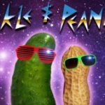 New Animated Series 'Pickle and Peanut' to Premiere on Disney XD on September 7