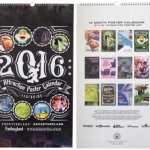 Disney Parks Attraction Poster Calendar Returning to Select Merchandise Locations