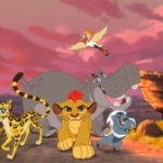 Disney Channel's 'The Lion Guard: Return of the Roar' Premieres in November