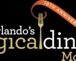 Orlando Magical Dining Month Kicks Off August 24 and Includes More than 70 Restaurants