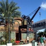 Jock Lindsey's Hangar Bar Now Open at Downtown Disney