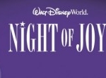 Dates Announced for 2017 Night of Joy at Walt Disney World Resort