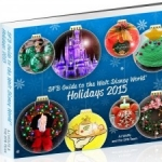 Disney Food Blog Announces the Grand Launch of the 'DFB Guide to the Walt Disney World Holidays 2015' E-book