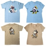 Disney Parks Debut New Companion and Park Attractions Tees