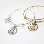 New Alex and Ani 2016 Dated Charm Bracelet Coming to Disney Parks this Month