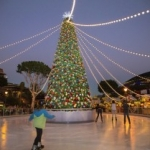 Disneyland's Downtown Disney District Offering Ice Skating Packages