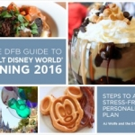 Disney Food Blog Announces Grand Launch of the 'DFB Guide to Walt Disney World Dining 2016' E-book