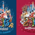 Celebrate 2016 with All-new Dated Disney Parks Merchandise