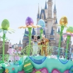 Celebrate Easter at Tokyo Disneyland Beginning March 25