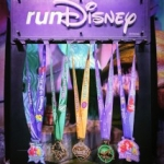 Disney Releases Preview of the Finisher Medals for Disney's Princess Half Marathon Races