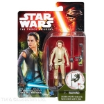 Second Wave of Products from 'Star Wars: The Force Awakens' Features Rey, Finn