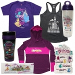 Merchandise Unveiled for 2016 Disney Princess Half Marathon Weekend