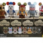 New Vinylmation Movieland Series Debuts at Disney Parks
