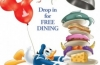 2018 Free Disney Dining Offer Now Available for Select Dates this Fall